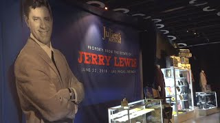 Jerry Lewis' 'Nutty Professor' Suit Up for Auction at Las Vegas Planet Hollywood