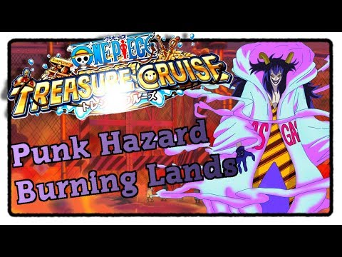 Punk Hazard Burning Lands 9-15 [2/2] - One Piece Treasure Cr
