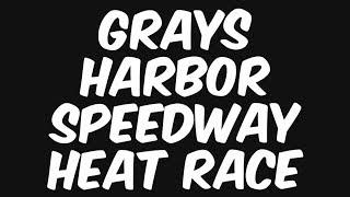 Sprint Car Heat Race
