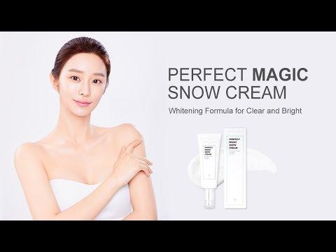 NEW Perfect Magic Snow Cream | APRILSKIN GLOBAL