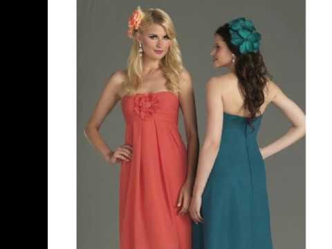 Shopping For a Cheap Bridesmaid Dress