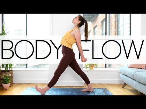 Full body flow - 20 minute yoga practice | Amala Movement