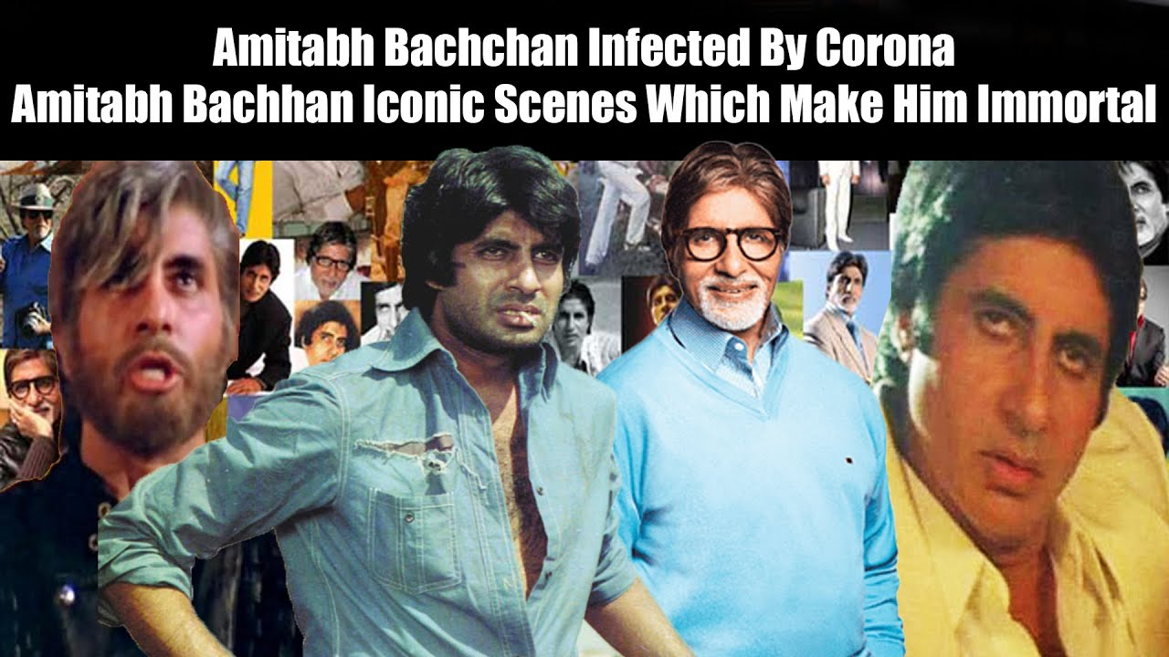 Amitabh Bachchan Best Scenes which make him Immortal