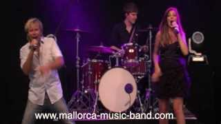 Mallorca Show Band  - Live Band for  Weddings, Incentives & Private Parties in Mallorca