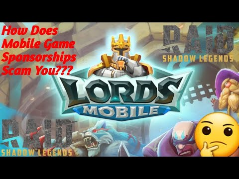 How Mobile Apps Like Lords Mobile Scam You????