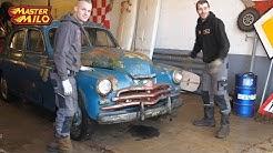 Gaz M20 Pobeda (Old Russian car) #1