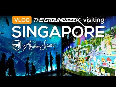 Marina Bay, Art Science, S.E.A, Universal Studios | SINGAPORE 3D2N 2017 Trip