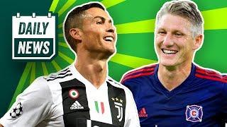 Der Grund für Cristiano Ronaldos Transfer! DFB Pokal Prognose! Solari übernimmt Real Madrid!
