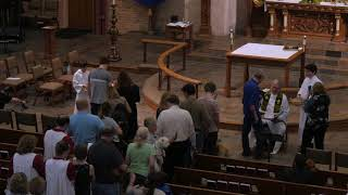 10/7/2018 - St. Martin's Evangelical Lutheran Church Blessing  of the Animals