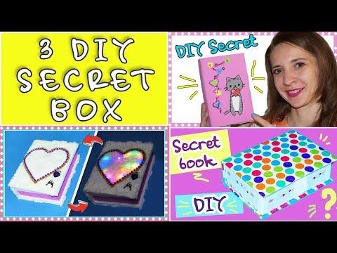 3-diy-amazing-crafts-for-girls-|-how-to-make-secret-box-|-secret-box-diy