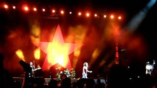 RATM - People Of The Sun LIVE at L.A. Rising