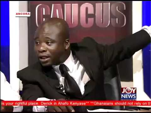 Greater Accra Region : Matters Arising - Minority Caucus (5-3-12)