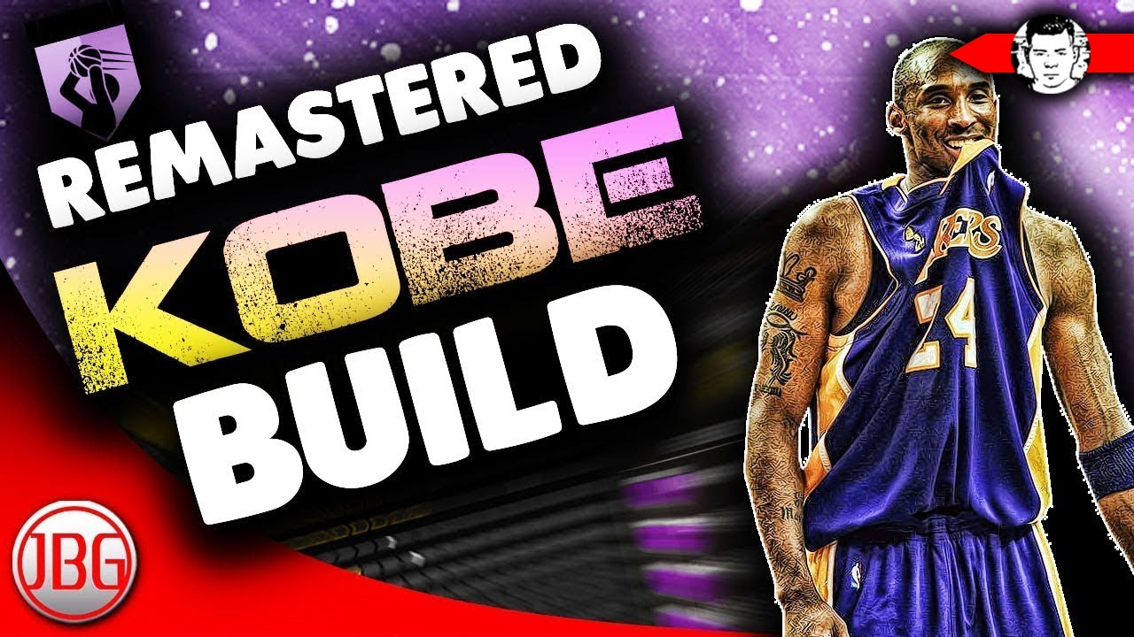 5d424b50a8 NBA 2K18 REMASTERED Kobe Bryant ARCHETYPE for MyCAREER - YouTube
