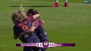 J18 : Montpellier HSC - Paris Saint-Germain FC (3-0), le résumé