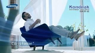 Новые кондиционеры Samsung 2014 серия AR sams4.mp4(Новые кондиционеры Samsung 2014 серия AR с треугольным дизайном! рекламный ролик. Информационное видео для модел..., 2014-11-19T17:40:49.000Z)