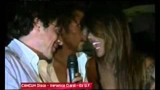 Veronica Ciardi @ Chalet Cancun - 06 luglio 2011 - Life Television