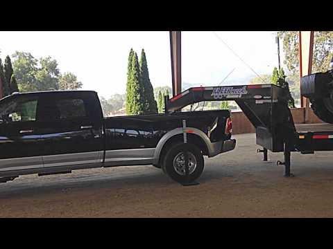 2014 RAM Trucks 3500 HD Air Suspension Demonstration