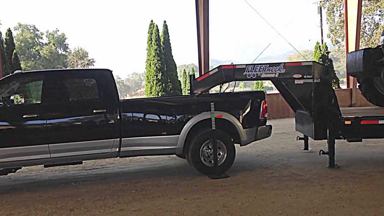 2014 ram trucks 3500 hd air suspension demonstration youtube - Dodge 2015 Truck 3500