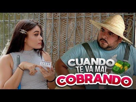 Agapito Díaz  - Cuando Te Va Mal Cobrando ( JR INN )