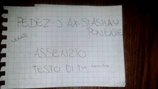 J-AX & Fedez-Assenzio ft. Stash, Levante TESTO/LYRICS