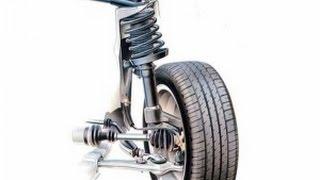 Принцип работы и устройство амортизатора автомобил...
