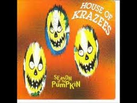 House of Krazees - Season of the Pumpkin (Full Album - OG\94')