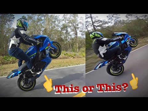 Stand Ups VS Sit Downs (Which Wheelie Is Better?)