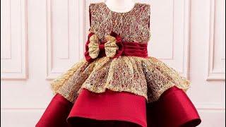 #180 Váy Đầm Bé Gái Giá Rẻ