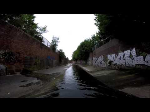 river rea storm drains explore birmingham uk