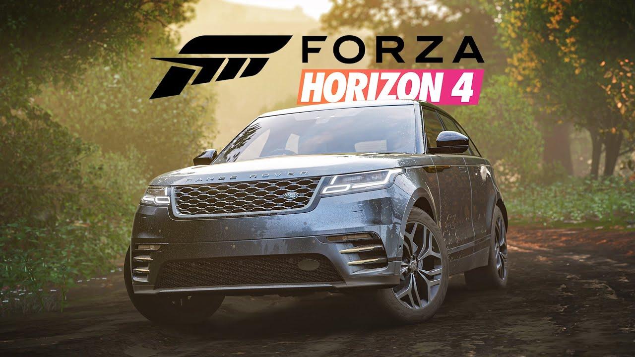 Forza Horizon 4 - Series 26 - 2018 Land Rover Range Rover Velar First Edition