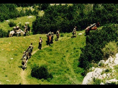 RAT  U  BOSNI-GREBAK 1992*(War) snimci uživo-/PUT SPASA/GORAZDE-SARAJEVO-BOSNIA and HERZEGOVINA