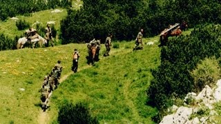 RAT  U  BOSNI-GREBAK 1992*(War) snimci u...
