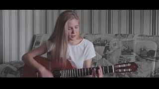 Ксения Колесник - Заметался пожар голубой (cover by Natasha Kasimova)