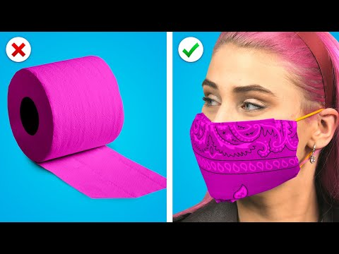 16 HEALTH & BEAUTY Hacks YOU Must Know! By Crafty Panda