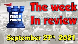 Week In Review - September 27th, 2021