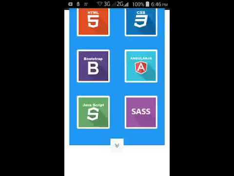 Simple Android WebView Tutorial and Example Demo by Viral Android