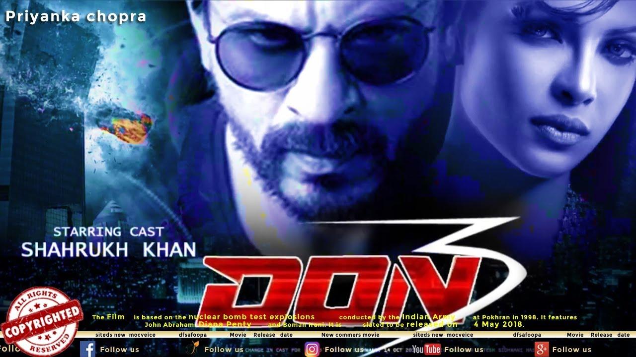 Don 3 Official Trailer | Shahrukh Khan | Priyanka Chopra | Bollywood Upcoming Movies-Fan Made