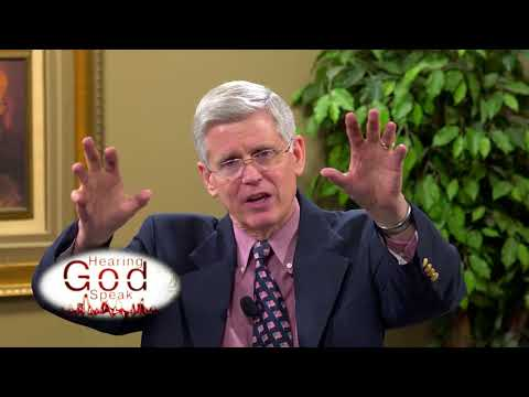 Hearing God Speak: The Church (Part 5) Jesus, the Head - Episode 092