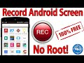 How to Directly Record Android Screen for Free with No Root ADV Recorder