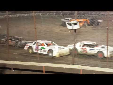 Macon Speedway feature Aug 13 2016