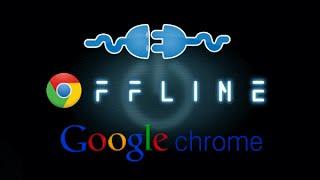 Как просматривать сайты в Google Chrome без подключения к сети(Браузер Chrome при посещении любой страницы сохраняет её копию в кэше на жёстком диске. Из этого видео вы узнае..., 2015-02-02T18:59:43.000Z)