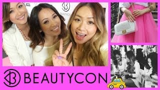 Best Weekend Ever! #beautyconNYC 2014 | HAUSOFCOLOR Thumbnail