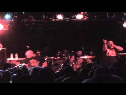 THE RED CHORD Demoralizer Live Multicam at Summer Slaughter 2010 on Metal Injection
