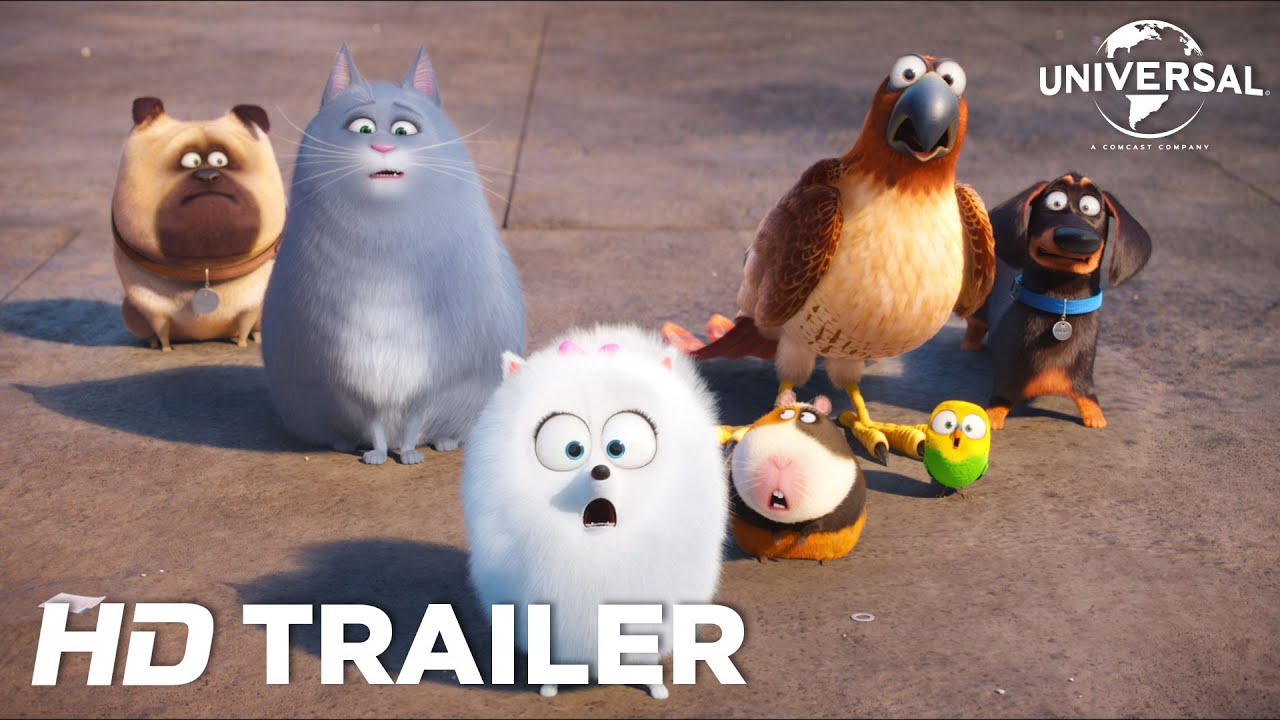 La Vida Secreta De Tus Mascotas Trailer 2 Universal Pictures Hd Youtube