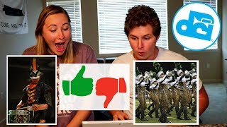 Fashion Major Reacts To Best And Worst Drum Corps Uniforms (DCI)