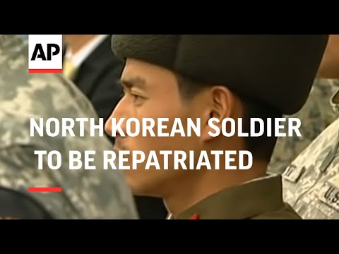 North Korean soldier rescued by navy to be repatriated