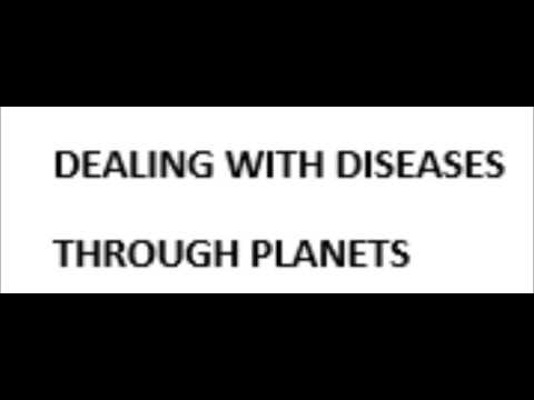 Deal with Diseases through Planets