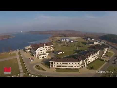 Загородный комплекс Robinson Club (Робинсон Клуб) на берегу Минского моря