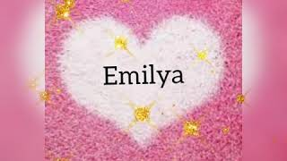 Emilya adina aid video