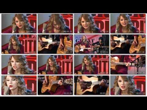 Taylor Swift - Viva La Vida (Acoustic)